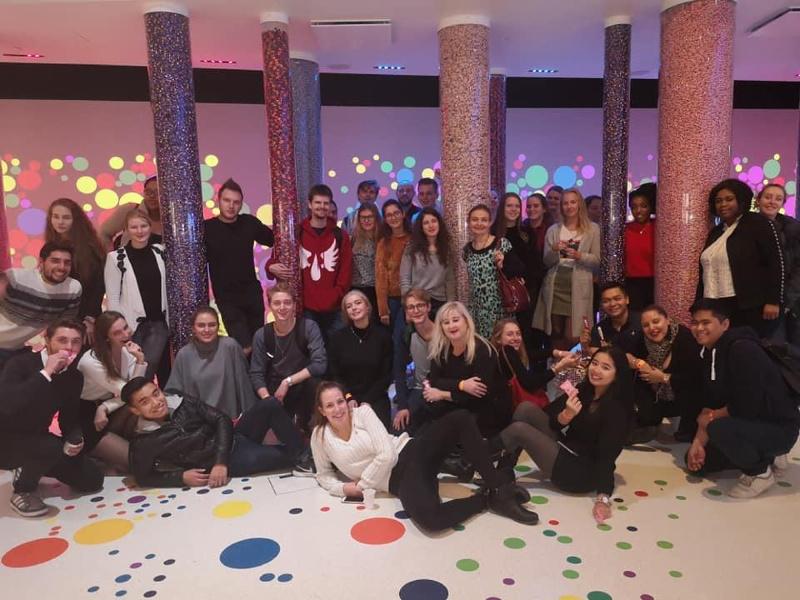 Stenden meets Haaga-Helia 2018